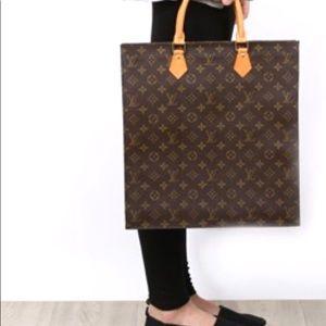 💄 Louis Vuitton Sac Plat GM